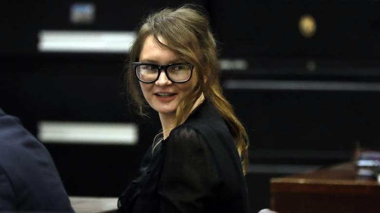 Σοροκίν: Αντιμέτωπη με πολυετή κάθειρξη η 28χρονη που εξαπάτησε την ελίτ της Νέας Υόρκης