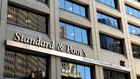 Αμετάβλητη διατήρησε την πιστοληπτική αξιολόγηση της Ελλάδος η Standard & Poor's