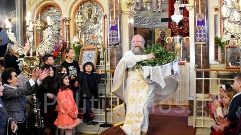 Πάσχα 2019: Η... θεαματική πρώτη Ανάσταση στη Χίο