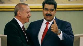 Αποκάλυψη: Κρυφό εμπόριο χρυσού-τροφίμων μεταξύ Τουρκίας και Βενεζουέλας