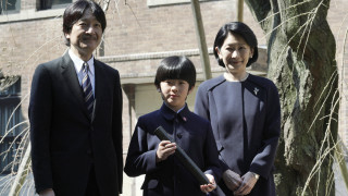 Ιαπωνία: Μαχαίρια βρέθηκαν πάνω στο θρανίο του 12χρονου πρίγκιπα Χισαχίτο