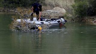 Serial killer στην Κύπρο: Εντοπίστηκε βαλίτσα στην Κόκκινη Λίμνη