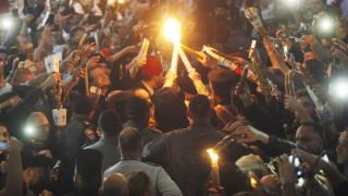 Πάσχα 2019: Στην Ελλάδα το Άγιο Φως - Υποδοχή με τιμές αρχηγού κράτους