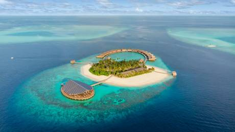 Kudadoo: Το καλύτερο πολυτελές θέρετρο του 2019 είναι στις Μαλδίβες