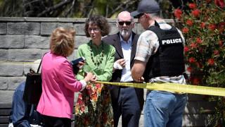 ΗΠΑ: Μια νεκρή και τρεις τραυματίες από την επίθεση ενόπλου σε συναγωγή στο Σαν Ντιέγκο