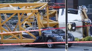 Τραγωδία σε κτήριο της Google: Τέσσερις νεκροί από κατάρρευση γερανού