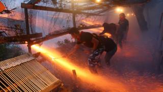 Χίος: Με διεθνή εμβέλεια ο φετινός ρουκετοπόλεμος - Ντοκιμαντέρ του National Geographic