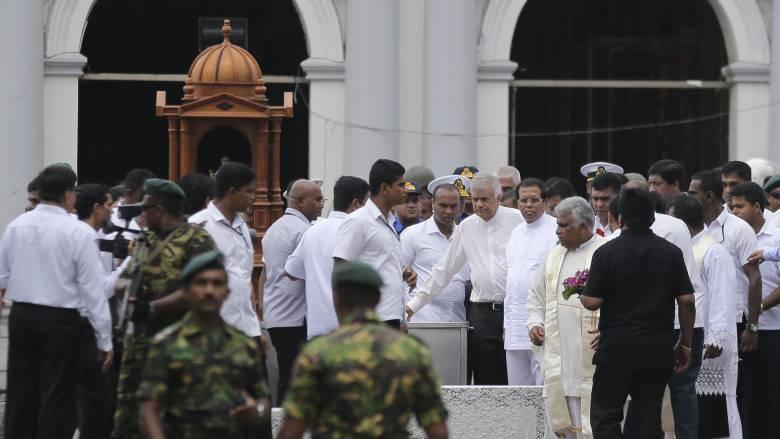 Σρι Λάνκα: Νεκροί ο πατέρας και δύο αδελφοί του «εγκεφάλου» των βομβιστικών επιθέσεων