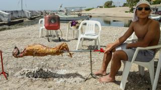 Πάσχα 2019: Με σύμμαχο τον καλό καιρό, όλη η Ελλάδα γέμισε σούβλες