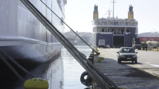 Χωρίς πλοία την Πρωτομαγιά για 24 ώρες