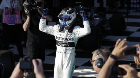 Formula 1: Στην κορυφή του Αζερμπαϊτζάν ο Μπότας