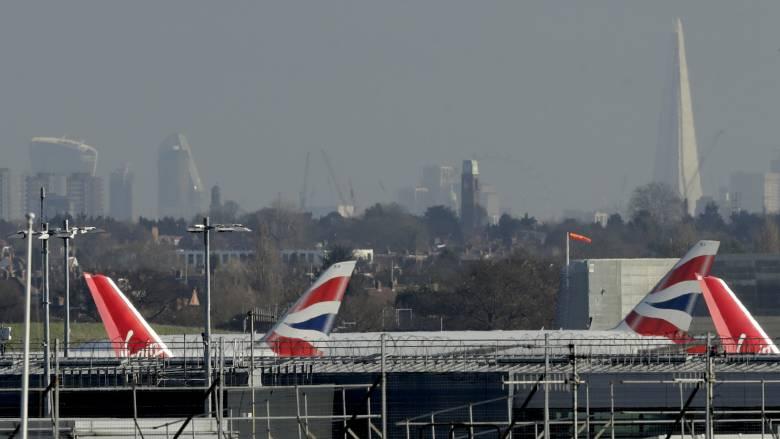 Βρετανία: Έκρηξη κοντά στο αεροδρόμιο του Χίθροου