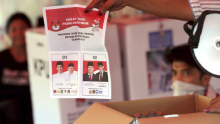 Ινδονησία: 270 άτομα πέθαναν από υπερκόπωση μετρώντας ψήφους