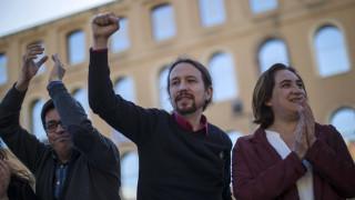 Ισπανία - Βουλευτικές εκλογές: Ανοικτό το Podemos σε κυβέρνηση συμμαχίας με τους Σοσιαλιστές