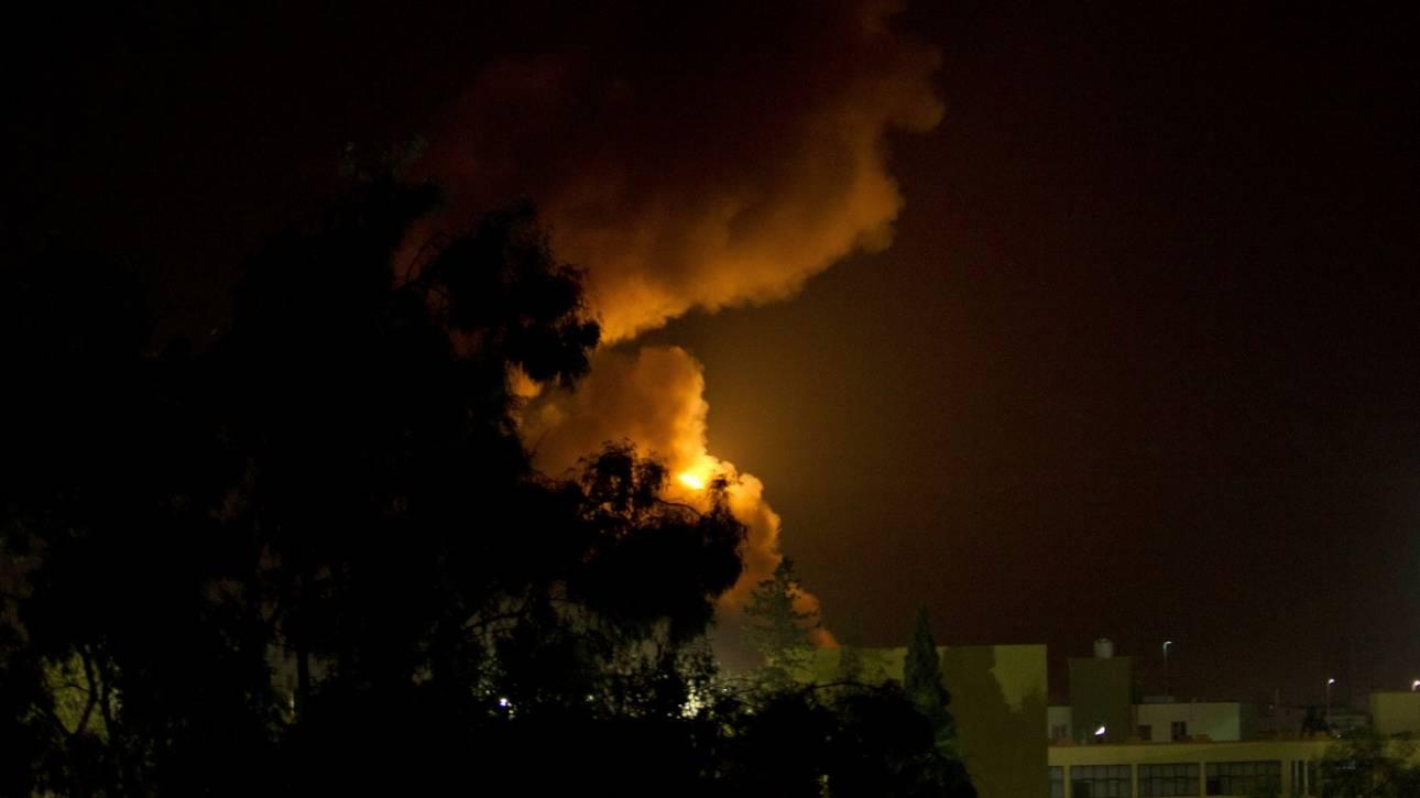 Λιβύη: Τέσσερις νεκροί και δεκάδες τραυματίες σε αεροπορική επιδρομή στην Τρίπολη