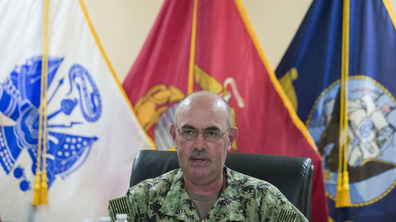 ΗΠΑ: Καθαιρέθηκε ο διοικητής του Γκουαντάναμο