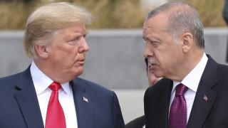 Τηλεφωνική επικοινωνία Τραμπ - Ερντογάν για τους S-400