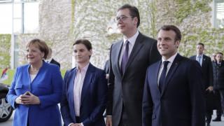 Βούτσιτς: Χρήσιμη, αλλά όχι αποτελεσματική η σύνοδος του Βερολίνου