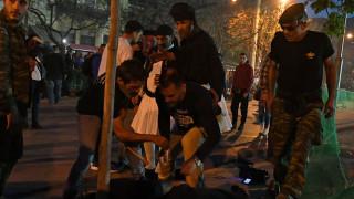 Νεκρός στο σαϊτοπόλεμο της Καλαμάτας: Για πλημμέλημα διώκονται οι επτά συλληφθέντες