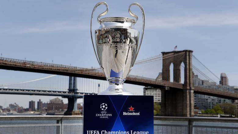 Σέντρα στις μάχες των «4» του Champions League