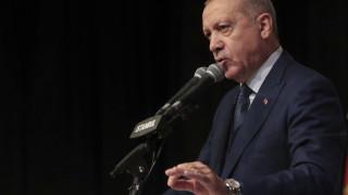 Ερντογάν: Χωρίς την Τουρκία το πρόγραμμα των F-35 είναι καταδικασμένο να καταρρεύσει