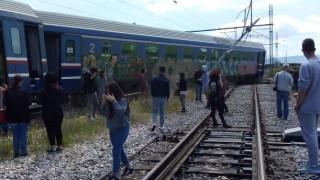 Συναγερμός στη Λάρισα: Εκτροχιάστηκαν βαγόνια Intercity