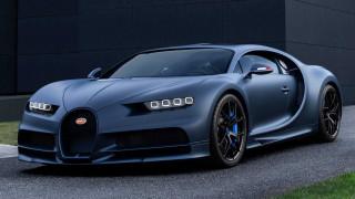 Πόσο κοστίζει η ασφάλιση της Bugatti Chiron «110 ans»;