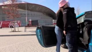Σάλος: Γύρισαν πορνό στο γήπεδο της Ατλέτικο Μαδρίτης