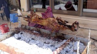 Βόλος: Τραγωδία ανήμερα του Πάσχα – Έπεσε νεκρός δίπλα στη σούβλα