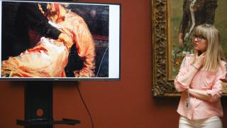 Κάθειρξη 2,5 ετών στον άνδρα που βανδάλισε τον πίνακα «Ιβάν ο Τρομερός και ο γιος του»