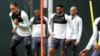 Champions League: Έτοιμη η Λίβερπουλ για τη «μάχη» στο Καμπ Νόου