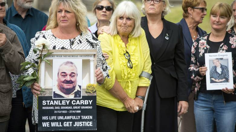 Εκατοντάδες νεκροί σε νοσοκομείο της Βρετανίας - Τους χορηγούσαν οπιοειδή