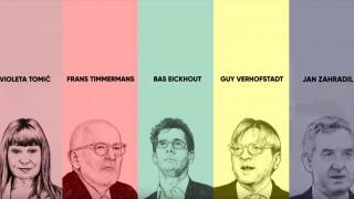 Σε ντιμπέιτ χωρίς τον Βέμπερ οι υποψήφιοι για την προεδρία της ΕΕ - Ποιες οι θέσεις τους
