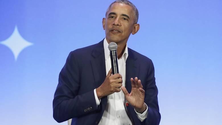 Από πλανητάρχης… παραγωγός τηλεοπτικής σειράς: Μια διαφορετική «αποστολή» για τον Μπαράκ Ομπάμα