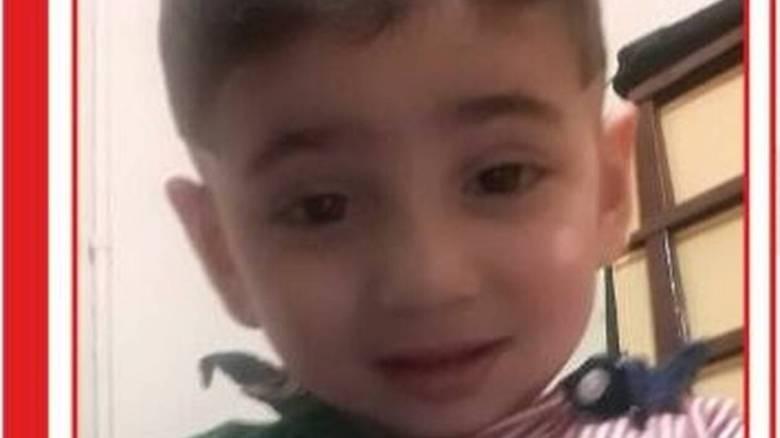 Amber Alert: Εξαφανίστηκε δίχρονο αγόρι από την Ομόνοια