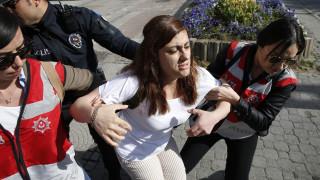 Πρωτομαγιά στην Κωνσταντινούπολη: Συλλήψεις δεκάδων ατόμων που επιχείρησαν να διαδηλώσουν