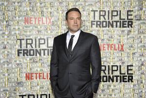Μπεν Άφλεκ - 8 εκατομμύρια δολάρια για την ταινία «Triple Frontier»