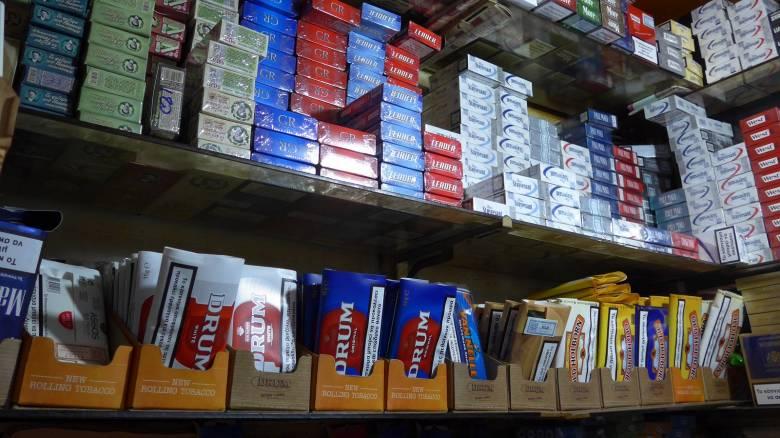 Τσιγάρα και καπνός: Τι αλλάζει στον τρόπο διάθεσης και πότε