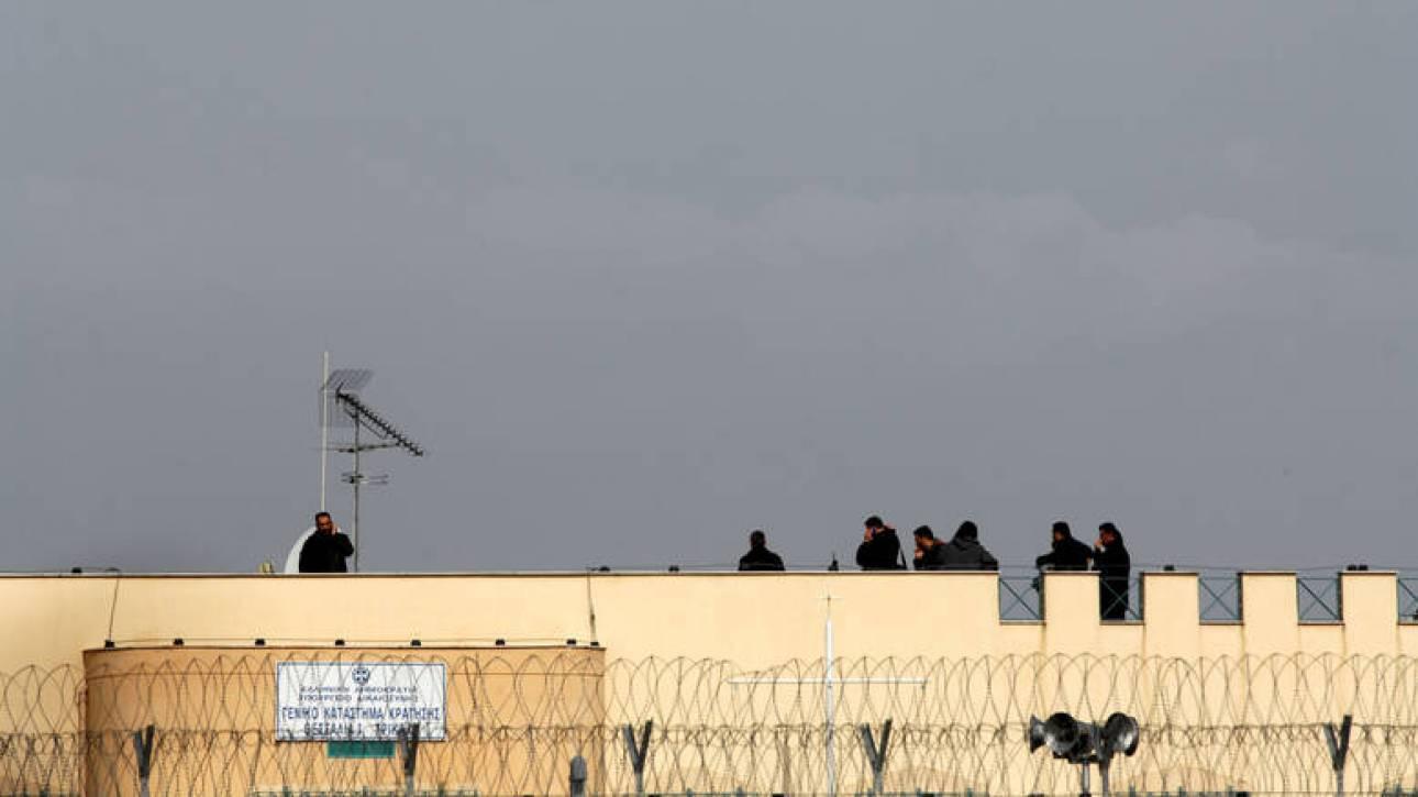 Έλεγχος από το Σώμα Επιθεώρησης στις φυλακές Τρικάλων μετά το θάνατο κρατουμένου