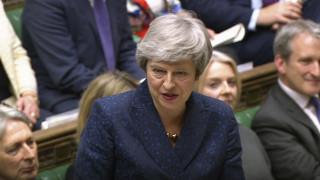 Μέι για Brexit: Θα καταλήξουμε σε συμφωνία με τους Εργατικούς