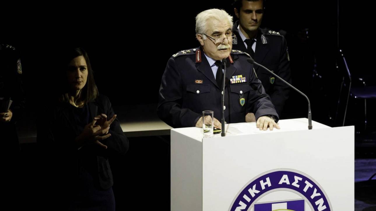 Στη Λιβαδειά ο αρχηγός της ΕΛ.ΑΣ. - Έδωσε συγχαρητήρια για την υπόθεση της 8χρονης