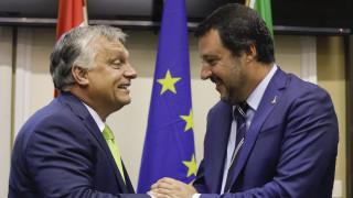 Όρμπαν: Το ΕΛΚ να συνεργαστεί με εθνικιστές και λαϊκιστές στο Ευρωκοινοβούλιο
