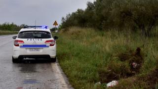 Τροχαίο Χανιά: Δύο νεκροί και μία τραυματίας σε δυστύχημα ανήμερα Πρωτομαγιά