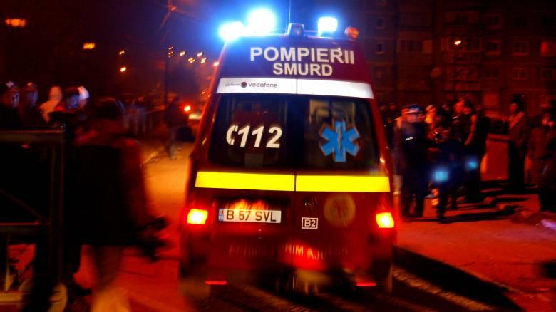 Ρουμανία: Ανεμοστρόβιλος σήκωσε λεωφορείο με 40 άτομα στον αέρα