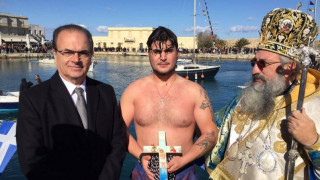 Κρήτη: Ο νεαρός που σκοτώθηκε σε τροχαίο είχε πιάσει το σταυρό στα Θεοφάνεια