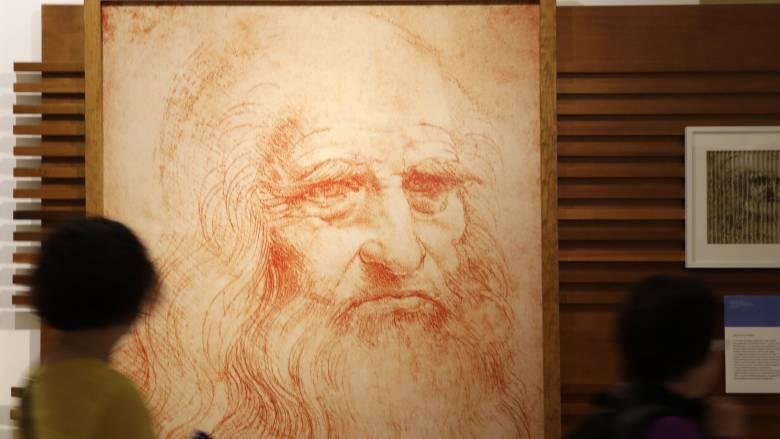 Λεονάρντο Ντα Βίντσι: 500 χρόνια μετά το θάνατό του, μια... τούφα μαλλιών οδηγεί στα λείψανά του