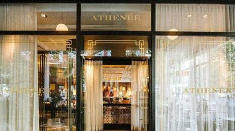 Athénée, το νέο όνομα του ιστορικού καφέ της Αθήνας