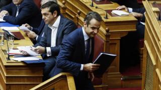 Ποιο debate; Τσίπρας και Μητσοτάκης στήνουν ρινγκ ενόψει ευρωεκλογών