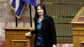 Παραιτήθηκε η Έλενα Κουντουρά: Η επιστολή της στον πρωθυπουργό