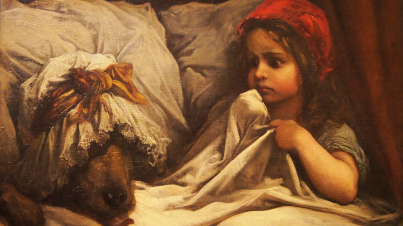 Τα παραμύθια στην εποχή του #Metoo: Είναι σεξιστική η Κοκκινοσκουφίτσα; Φυσικά και ναι